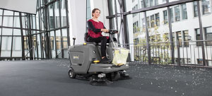 Sweepers For Contract Cleaning